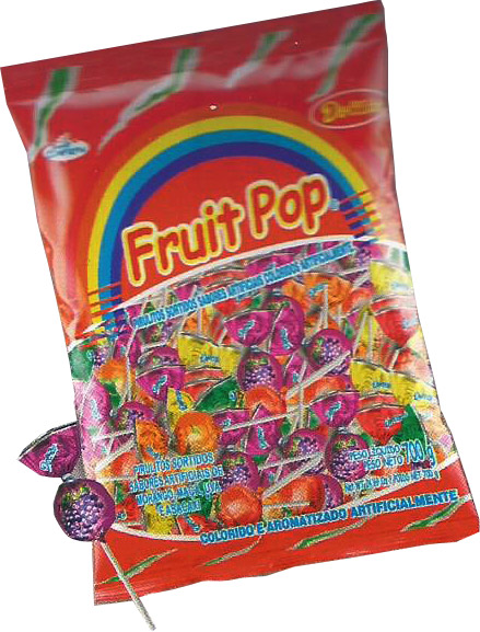 Pirulito Doll - Fruit Pop
